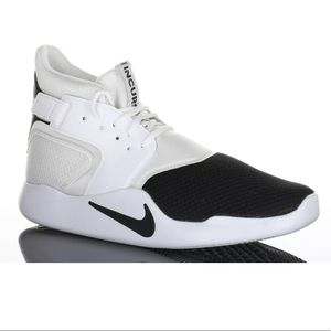 Nike Shoes - Nike Incursion Mid Basketball Shoe SZ 11 White NWD cbec51bac